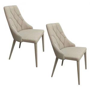 Bergamo Upholstered Dining Chair (Set of 2)
