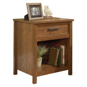 Cannery Bridge Bedside Table, Cherry