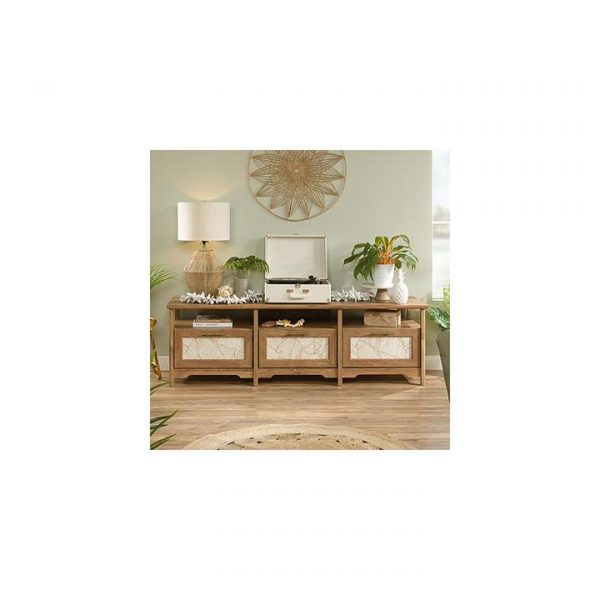 Coral Cape Wooden Sideboard