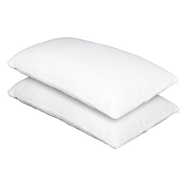 Deluxe Shredded Memory Foam Pillow (Set of 2)