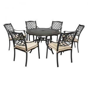 Fiji 7-Piece Outdoor Dining Set