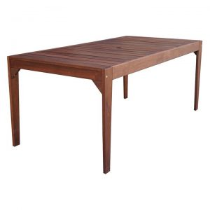 Lazio Outdoor Dining Table, Large