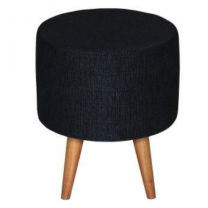 Maddie Fabric Round Ottoman