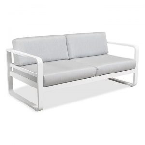 Padma Outdoor Aluminium 2 Seater Sofa