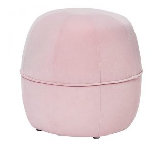 Adairs Kids Aspen Furniture Range Pink Ottoman