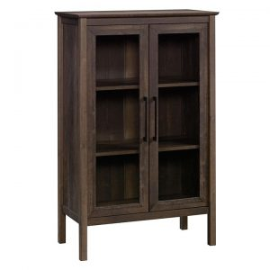 Anda Norr Wooden Storage Display Cabinet