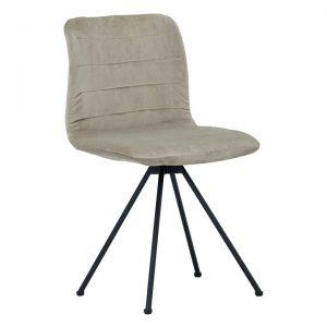 Aselle Velvet Dining Chair