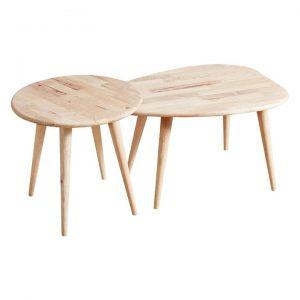 Beetle Coffee Table (Set of 2)
