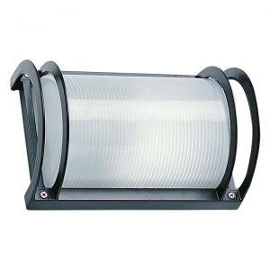 Cylinder Bulkhead Outdoor Light