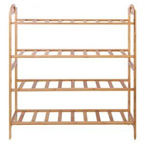 Magelle Shoe Rack, 4 Shelves