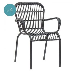 Rya Dining Armchair (Set of 4)