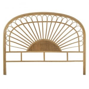 Ada Rattan Bed Head