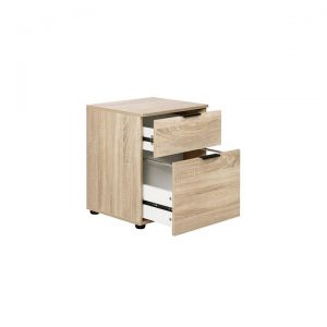 Alonso 2-Drawer Office Filing Cabinet