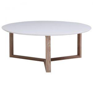 Aura Round Coffee Table, 100cm