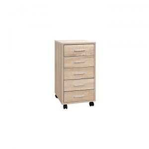 Camille 5-Drawer Filing Cabinet