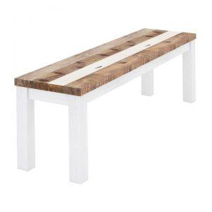 Largo Acacia Timber Dining Bench, 150cm