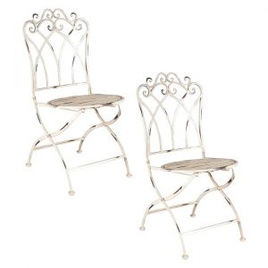 Martinique Outdoor Dining Chair (Set of 2)