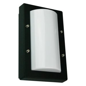 Senza Mini Outdoor LED Bunker Wall Light