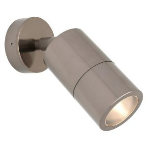 Stockholm 1-Light LED Outdoor Wall Light