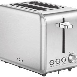2 Slice Henry Toaster Stainless Steel