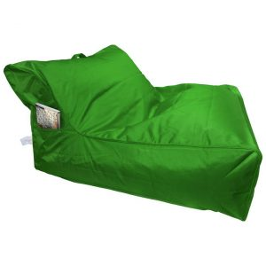 Calayan Fabric Indoor / Outdoor Bean Bag Cover, Green