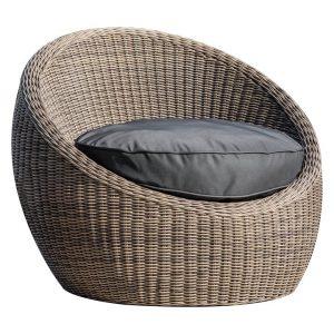 Marino Rattan Outdoor Lounge Chair