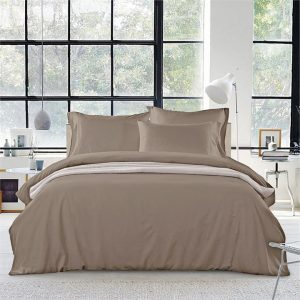 1200TC Egyptian Cotton Quilt Cover Set Assorted Bedding Co