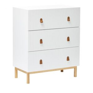 Adairs Kids Ascot Furniture Collection Chest of Drawers White