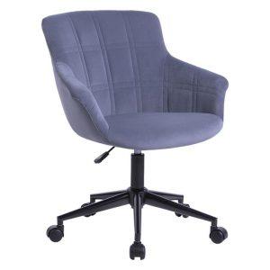 Aisha Velvet Office Chair Assorted UBiZ Furniture