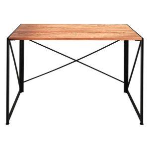 Arnot Fordable Office Desk Wood Assorted Levede
