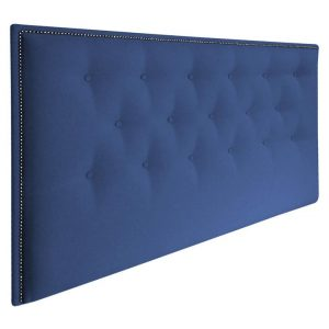 Aubrey Upholstered Bed Head, Wall Mounting Fabric Assorted Cornermill