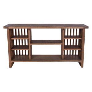 Capri Wooden Sideboard Fir Natural Brown Alliance Furniture