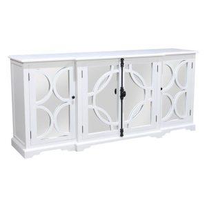Cliveston Sideboard Alder White Dasch Design