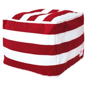 Kakaban Outdoor Ottoman Cover Canvas Assorted Indosoul