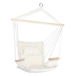 Leonie Outdoor Hammock Hanging Chair Fabric Assorted Frisse Outdoors