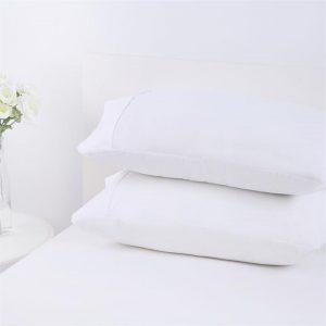Owen 250TC Standard Pillow Case (Set of 2) Polyester Assorted Dreamaker