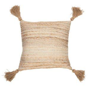 Sarsie Silk & Jute Scatter Cushion