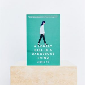 A Lonely Girl Is a Dangerous Thing by Jessie Tu - Bed Threads