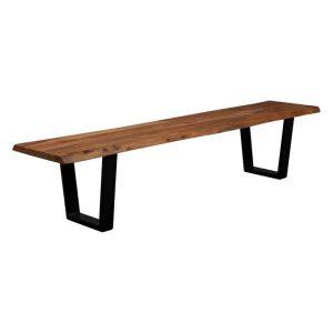 Aka Timber Dining Bench Acacia Acacia Wood Dutchbone