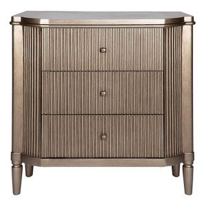 Arielle Chest of 3 Drawers MDF Assorted CAFE Lighting & Living