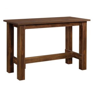 Boone Mountain Counter-Height Dining Table Grand Walnut Chipboard U.S Designs