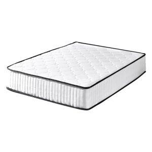 Fantasleep Pocket Spring Mattress Latex White Levede