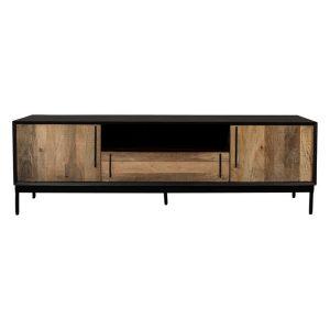 Nairobi 4-Nook Wooden Sideboard Acacia Acacia/Mango Wood Dutchbone